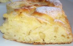 Weight Watcher Recipes 73408 Invisible cake with apples and skyr WW, recipe for a tasty light cake without fat or sugar, easy and simple to make to taste it. Diabetic Recipes, Healthy Recipes, Healthy Food, Light Cakes, Ww Desserts, Apple Cake, Weight Watchers Meals, Deserts, Tasty