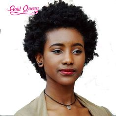 150% natural afro hair wigs front lace brazilian short wigs for black women…