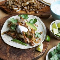 Pulled Pork and Onion Tacos for an appetizer or an entree