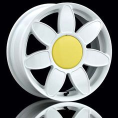 Beetle Daisy Wheels - for the Sunflower Yellow Beetle - Thanks Mary K.! :))