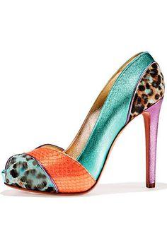 Gaetano Perrone – Shoes – 2013 Spring-Summer