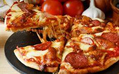 Sucuklu Pizza Tarifi