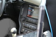 2015 Ford Mustang Interior Spied - Motor Trend WOT