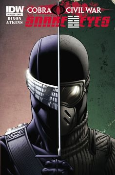 SNAKE EYES, BEFORE AND AFTER