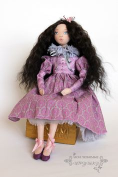 Künstler- & handgemachte Puppen OOAK ART DOLL MEJA Puppen Spielzeug
