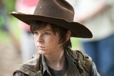 'Walking Dead' Season 3 interview: Chandler Riggs talks Carl's grown-up new role #TheWalkingDead