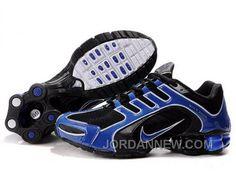 http://www.jordannew.com/mens-nike-shox-r5-shoes-black-blue-new-style.html MEN'S NIKE SHOX R5 SHOES BLACK/BLUE NEW STYLE Only $75.25 , Free Shipping!