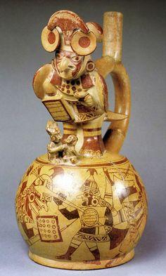 Moche culture, Peru