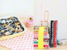 Something to eat & something to read