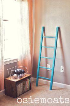 DIY Childrens ladder