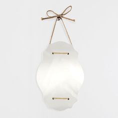 Miroir de corde sur pinterest miroirs corde nautique et for Miroir zara home