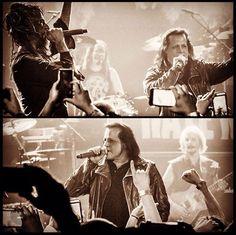 Glenn Danzig live with Rob Zombie