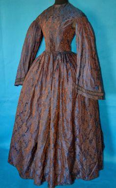All The Pretty Dresses: A magnificent genuine 1860's Civil War era dress.