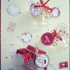 Romantic Cake Labels - Have fun with these cute Cake jar labels this valentines or better still, get your own labels customised from us!! #valentines #valentinesday #cakejar #cAkeinajar #customised #labels #minttobe #idigyou #love #romance #cutelabels #customisedlabels #beemine #ribbon #desserts #vday #vdaydesigns #vdayspecial #valentinehamper #cake #hearts #sealedwithakiss #atyummy #homebaker #delhi