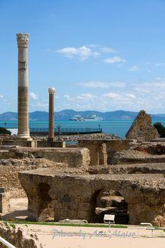 Carthage, Tunisia    Photo By Aili Alaiso Finland