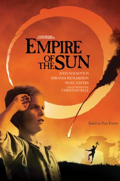 Empire Of The Sun Movie Poster