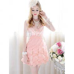 Women's Elegant Layer Dress