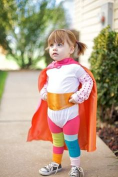 She will save the world!