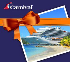 WIN a Caribbean cruise with - The Sea Is Calling.Share and increase your chances of winning - Enter Now!