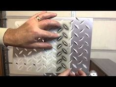 How To Airbrush Diamond Tread Plate On A Wood Dresser Using Automotive Paint Airbrush Designs, Airbrush Art, Wood Dresser, Dresser Drawers, Plate Drawing, Diy And Crafts, Arts And Crafts, Diy Workshop, Air Brush Painting