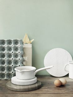 Marble is super hot and the Groove trivets are both functional and beautiful when displayed in the kitchen.