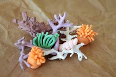 Sarah's Cake Blog: How to Make Coral for a Novelty Cake