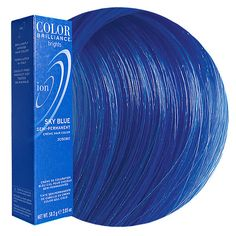 ion color brilliance brights are hi fashion hair colors designed to give vivid boldly