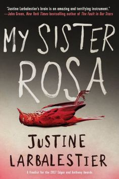 My Sister Rosa by Justine Larbalestier - BookBub New Fiction Books, Cory Doctorow, Books For Teens, Teen Books, Seven Years Old, Family Doctors, The Fault In Our Stars, I Am Scared, My Sister