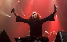 Heavy metal legend Ronnie James Dio will tour the world