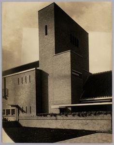 Schoolgebouw Minckelersstraat