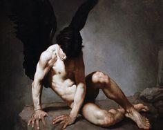 zkou:Angel Caduto by Roberto Ferri.
