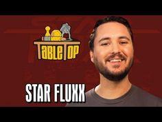 Star Fluxx: Alex Albrecht, Chloe Dykstra, and Jordan Mechner Join Wil on TableTop, episode 16 - YouTube