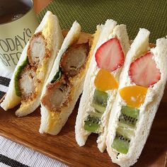 マツコも絶賛したメルヘンのサンドイッチの必食メニューとは Sushi, Restaurant, Cooking, Ethnic Recipes, Food, Ethnic Food, Meal, Diner Restaurant, Kochen