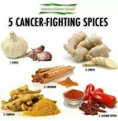 These herbs and spices carry powerful antiangiogenic properties that can beat cancer at its own game.