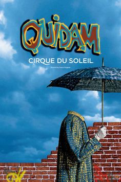 35 Magical Photography and Illustration of Cirque du Soleil Posters