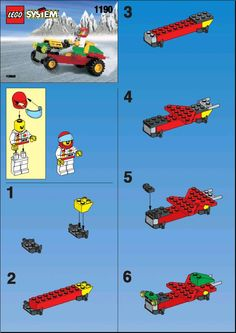 Service Station Lego® Custom Pre-cut Sticker for Classic Town Gas Station 6371