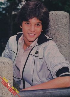 Ralph Macchio Pinup - I might still have this one in a scrapbook that I made.