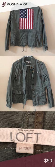 🇺🇸🇺🇸✅Adorable Loft Jacket ‼️ Gently used LOFT Jackets & Coats