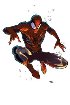 Spider-Man •Dave Seguin