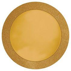 "Creative Converting Glitz Gold Round Placemats with 2"" Gl... https://www.amazon.com/dp/B009EVLIA2/ref=cm_sw_r_pi_dp_x_PHT8xb7CDGSWX"