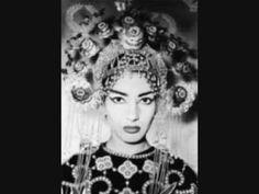 Maria Callas: Où va la jeune Indoue (Bell Song/Air des clochettes)