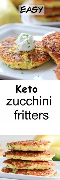 Keto Zucchini Fritters!!! - 22 Recipe