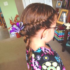 Our favorite! Cutegirlshairstyles on YouTube.