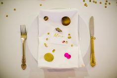 Texas Gemstone Wedding Ruffled