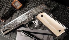 Ed Brown Custom Centennial Edition - Weapons Lover 1911 Pistol, Colt 1911, Colt 45, Weapons Guns, Guns And Ammo, Best Handguns, M1911, Fire Powers, Cool Guns
