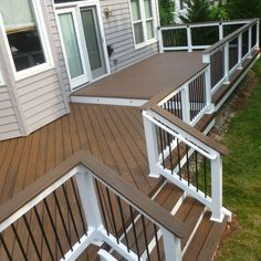 12 Creative DIY  Deck Plans you can do yourself for your yard |  Deck Designs Designs no. 1174 | #dec_ideas #deck_designs #patio_decks #wood_decks