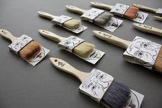 Paintbrush Packaging | The Window Seat