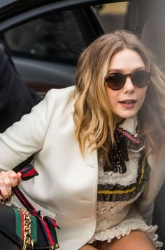 Curvy Women Outfits, Clothes For Women, Elizabeth Olsen Scarlet Witch, Marvel Women, Girls With Glasses, Celebs, Celebrities, Actors & Actresses, Beautiful Women