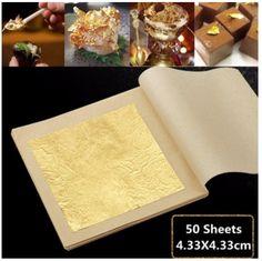 NEW Aur comestibil, foita 24k pentru succes in bucatarie Gadget, Aur, Fashion Branding, Style, Swag, Gadgets, Outfits