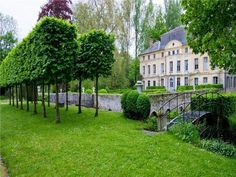 Habitually Chic®: For Sale: Catherine Deneuve's French Chataeu
